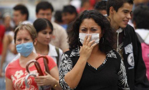 El virus de la gripe puede estar presente en objetos y superficies