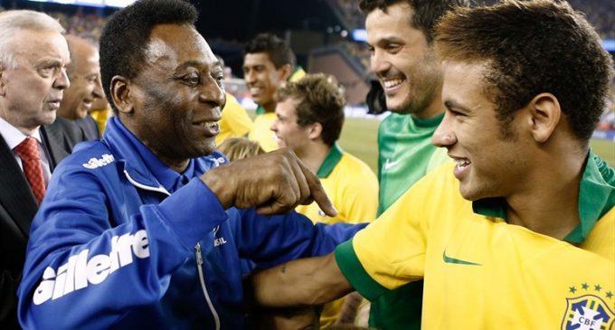 Pelé cuestiona a la selección de Brasil