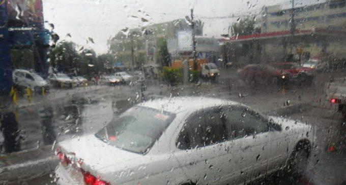 Fin de semana lluvioso y frío