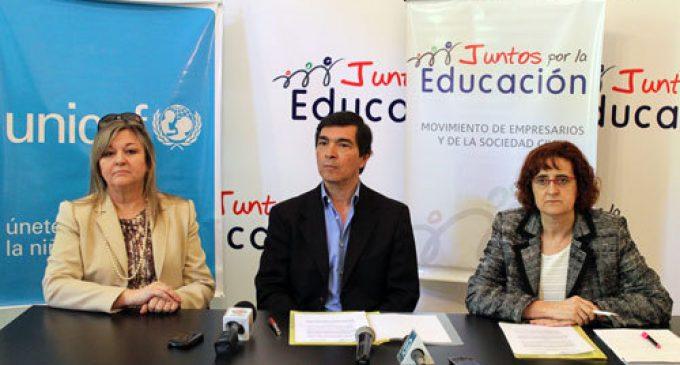 """Inicia la Semana de la Educación instando a crear un """"gran pacto social"""""""