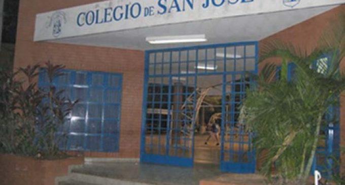 Padres de alumnos del Colegio San José piden expulsión de alumnos agresores