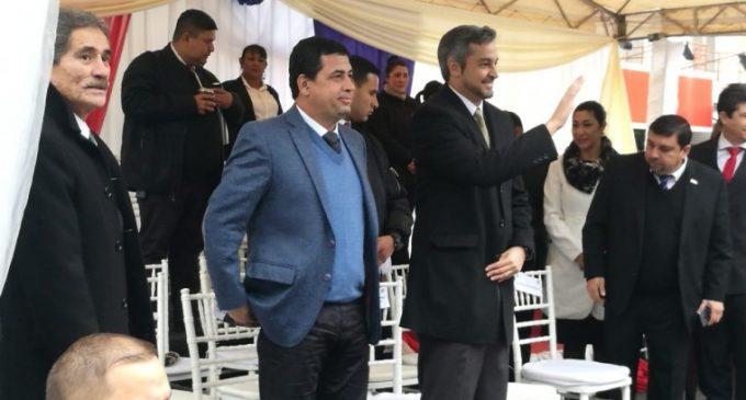 Marito confirma dos nuevos ministros