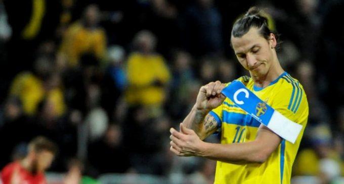 Ibrahimovic culpa a la prensa por su ausencia en el mundial