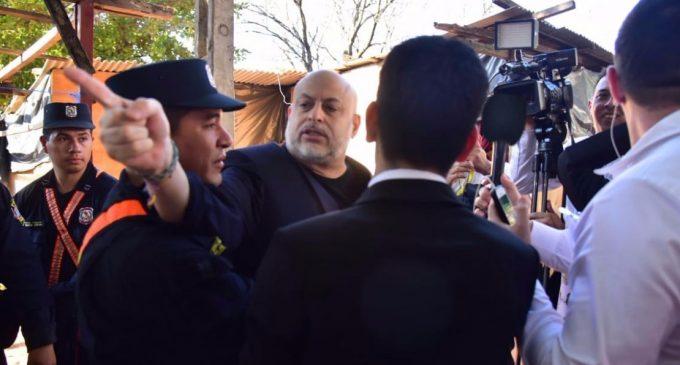 Payo dice que le robaron 100 mil votos