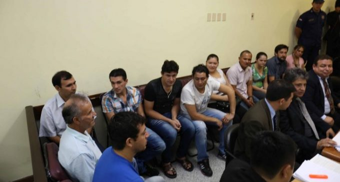 Curuguaty: Anulan condena para los 11 campesinos