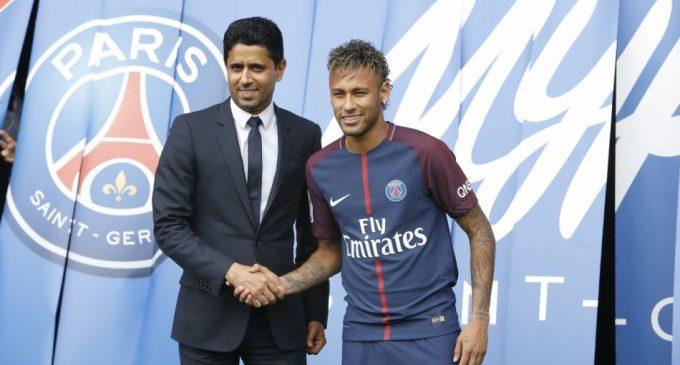 Real Madrid negocia por Neymar