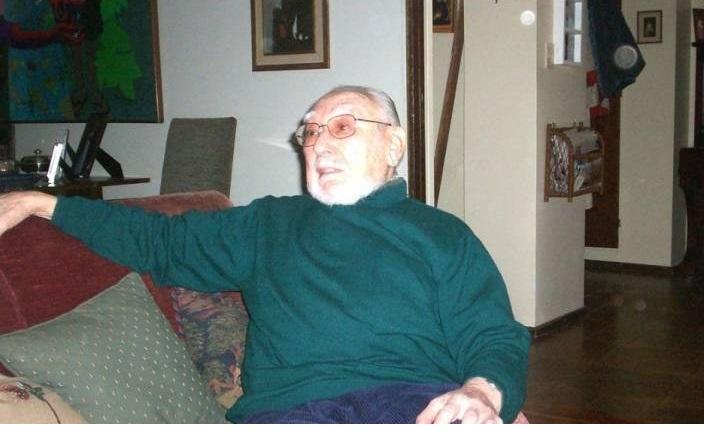 Murió el poeta Carlos Federico Abente