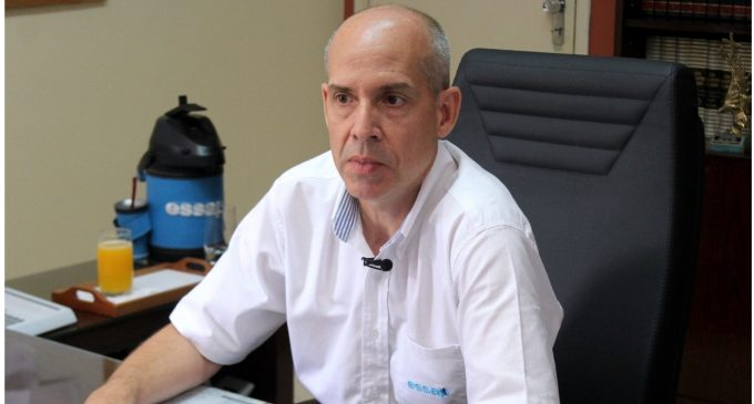 Titular de ESSAP afirma que recibió administración casi en 'default'