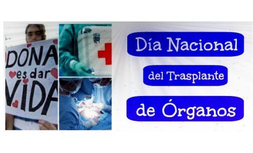 Médicos instan a donar órganos en el Día Nacional del Trasplante