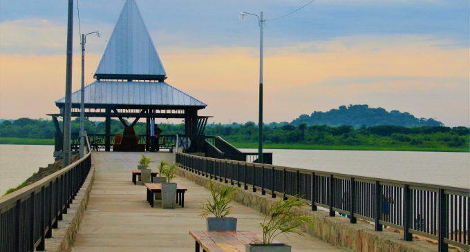 SENATUR habilita embarcadero mirador para potenciar turismo fluvial en Villa Hayes