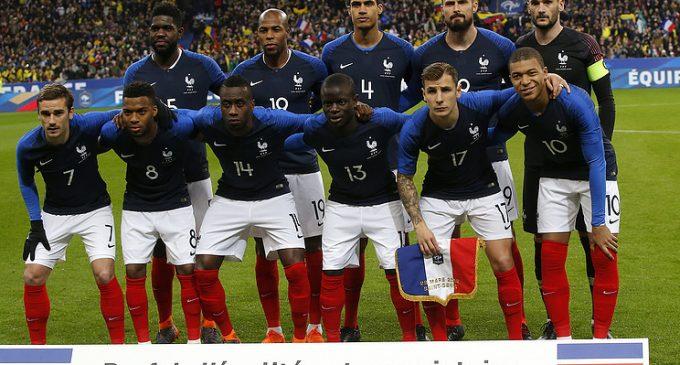 Una empresa china de electrodomésticos podría quedar destruida con Francia campeona del mundo