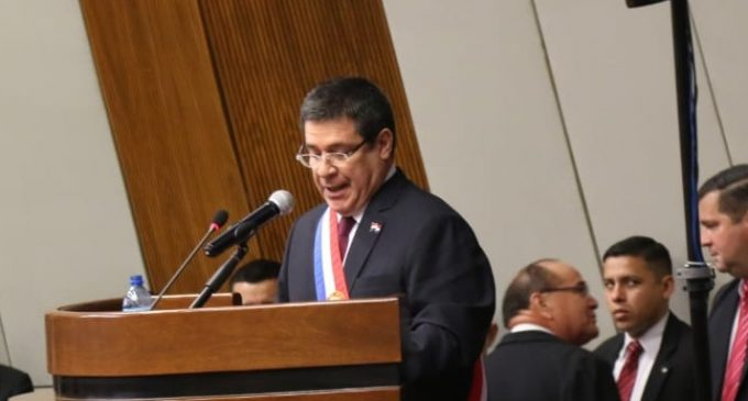 Cartes admite fracaso en combate al grupo criminal EPP