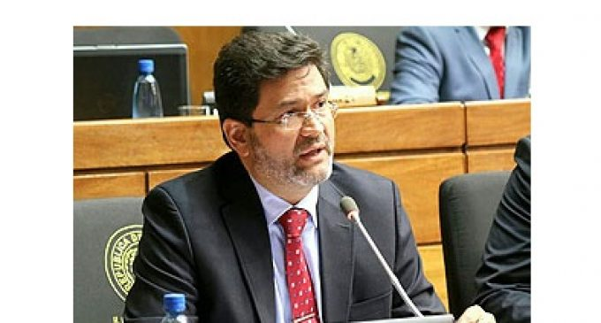 """Tribunal de Conducta de la ANR solo puede """"mirar de afuera"""" caso de Ibáñez"""