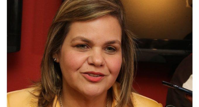 """Caso audios: Lilian Samaniego niega """"trato"""" personal con funcionario del TSJE"""