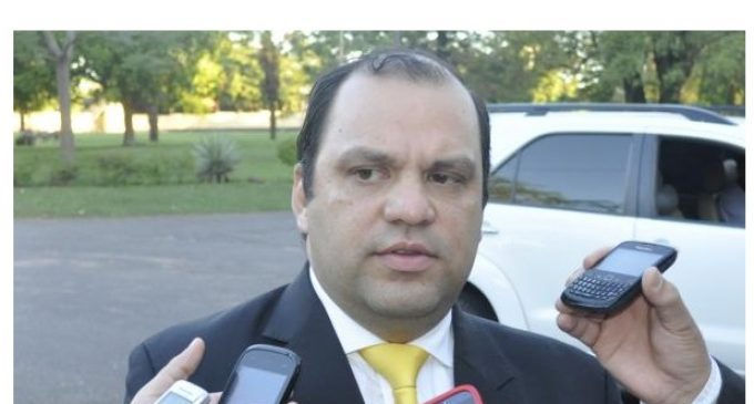 Exgobernador de Caaguazú afirma que cartismo quiso sacarlo del cargo