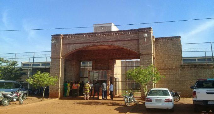 Motín en Penal de Misiones: Casi 150 internos toman pabellón y provocan incendio