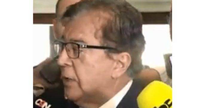 """Nicanor dice que no """"canjeó"""" su senaduría por la dirección de Yacyretá"""