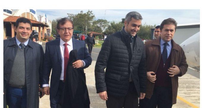 """Marito ofreció a Nicanor """"liderar equipo de transición"""" en Yacyretá"""