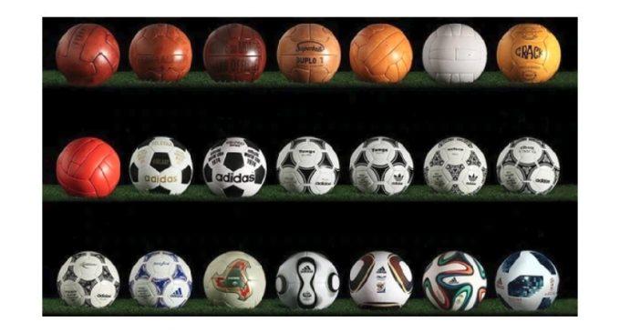 La explicación del porqué las pelotas de los Mundiales debieron cambiar de color