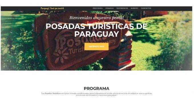 Posadas turísticas ya cuentan con un portal web oficial