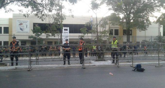 Audios TSJE: Piden orden allanamiento en sede de Justicia Electoral
