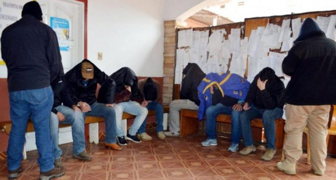 Se postergó juicio oral contra agentes de la SENAD