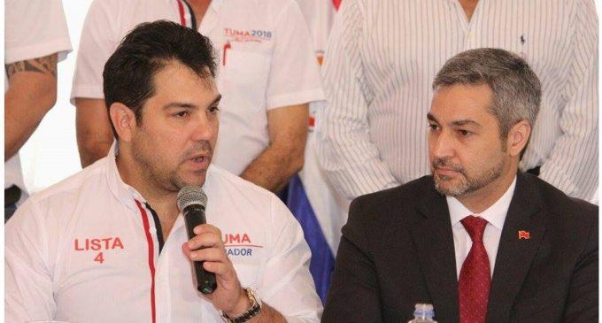 """Óscar Tuma apoya """"designaciones de políticos y no de técnicos"""" por parte de Marito"""