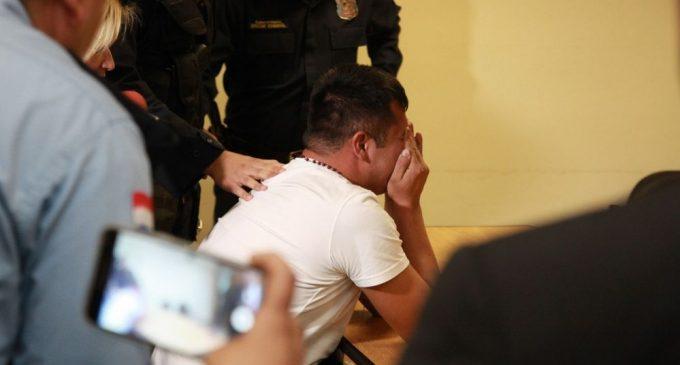 """Diputado sobre policía condenado: """"Yo le siento mucho a él"""""""