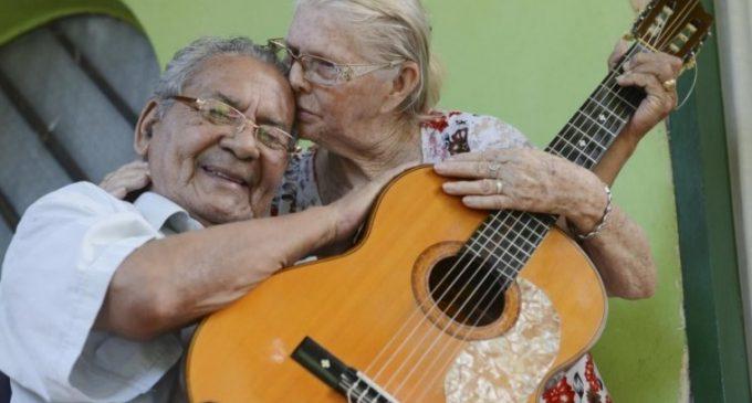 Ña Rubia vendió las guitarras de Kamba'i