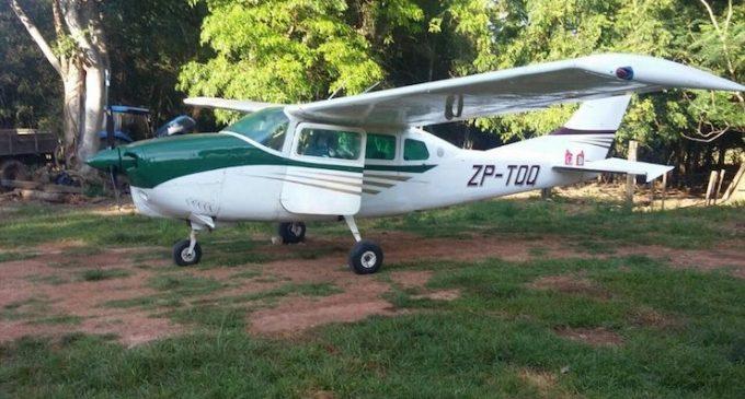"""Viceministro del MAG dice que la aeronave se encontraba """"en condiciones de operatividad"""""""