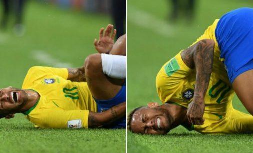 """#NeymarChallenge: el reto viral que se burla de las """"caídas"""" del jugador brasileño"""