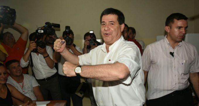 """""""Por dignidad"""", Cartes ya no quiere ser senador"""