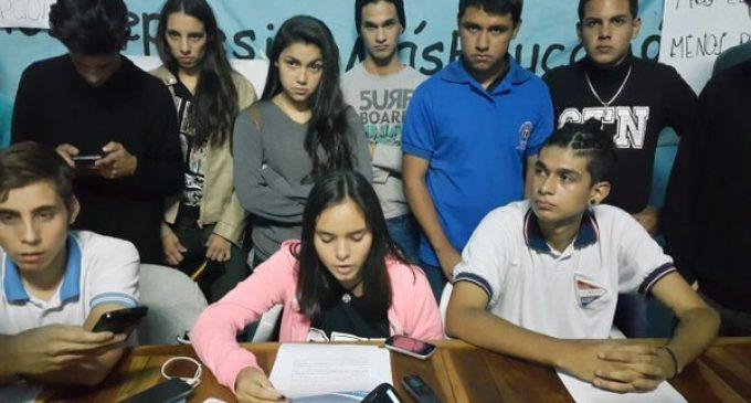 Que futuro titular de MEC tenga trayectoria en gestión educativa pública, piden gremios estudiantiles