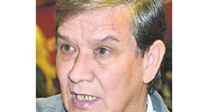 'Pakova' Ledesma pide respeto a la Constitución y rechaza intención de Cartes y Nicanor