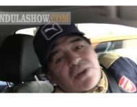 """Maradona tilda de """"ladrón"""" y """"drogadicto"""" a su sobrino en un programa de televisión en vivo"""