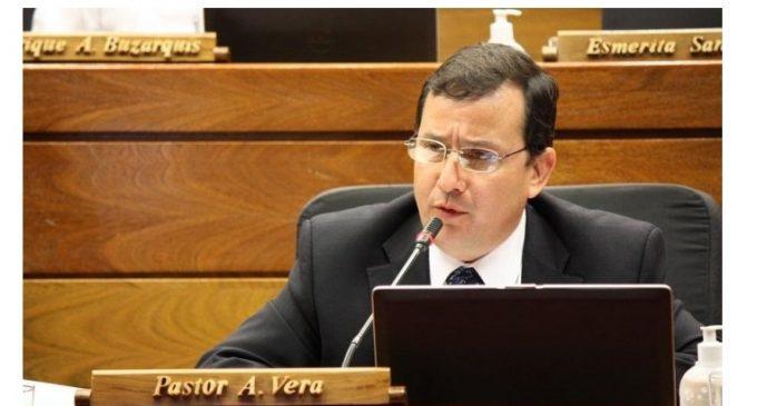 """Diputado liberal dice que PLRA perdió presidencia de Cámara Baja """"por torpeza"""""""