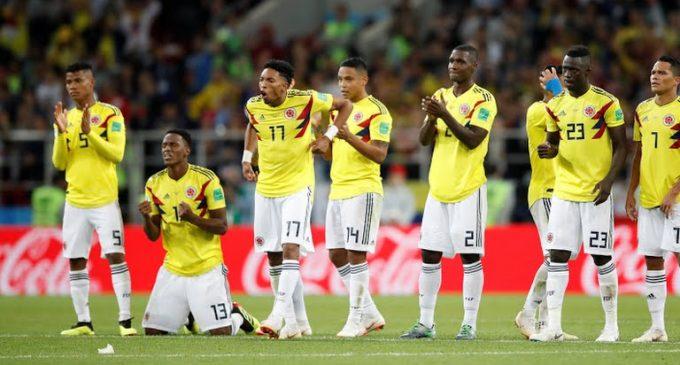 Colombia, de vuelta a casa