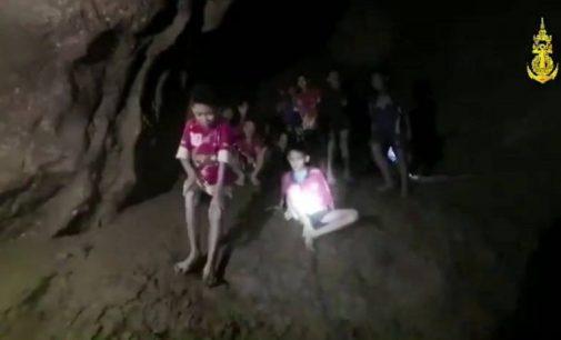"""Paraguayo relata rescate de chicos en Tailandia: """"Es increíble cómo aguantaron nueve días sin comer"""""""