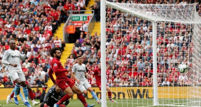 Balbuena debutó con el West Ham en la Premier