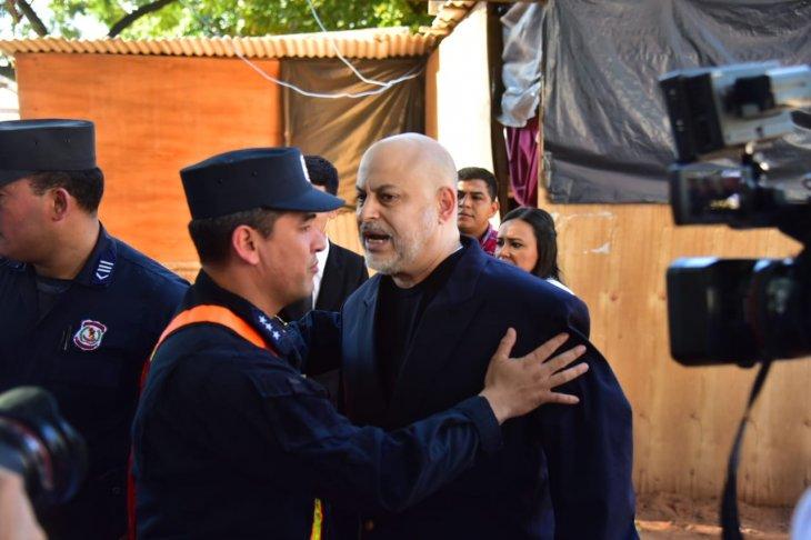 Pedirá desafuero de Paraguayo Cubas