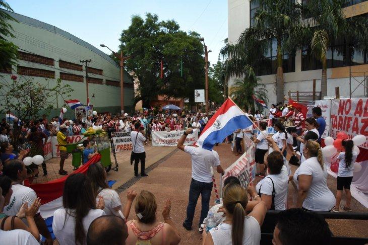 San Lorenzo: Se extinguirá estacionamiento tarifado