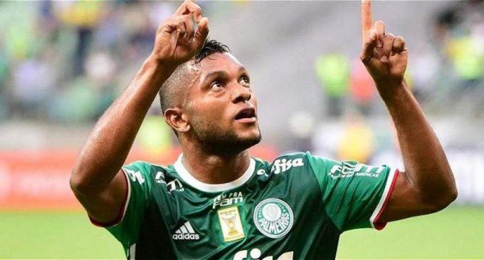 Palmeiras recupera a un goleador antes de venir a Asunción