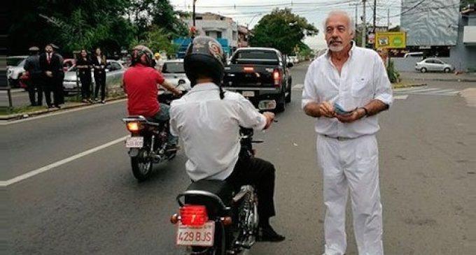 Filártiga pone a disposición su cargo al frente del Hospital del Trauma