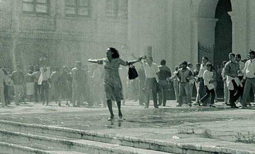 Icónica foto de la época dictatorial será recreada por GRAMO