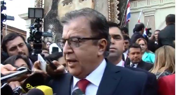 """Nicanor dice que Paraguay ya no debe negociar como """"país subalterno"""""""
