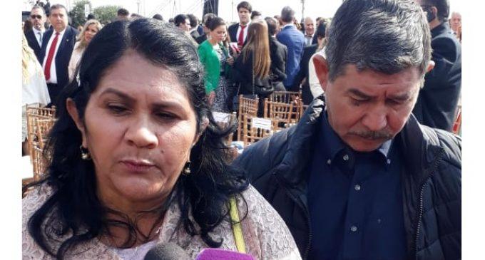 Doña Obdulia confía en Marito