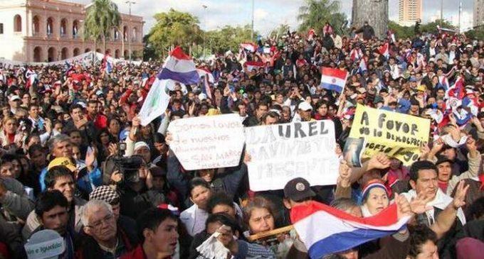 La presión ciudadana será clave para rever postura de Cartes e Ibáñez, dice constitucionalista