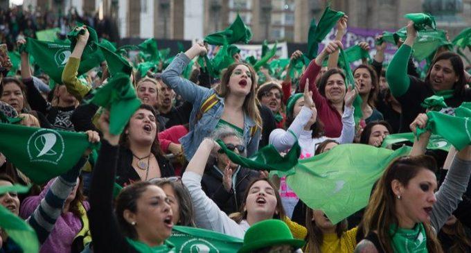 Senado argentino define hoy sobre legalización del aborto