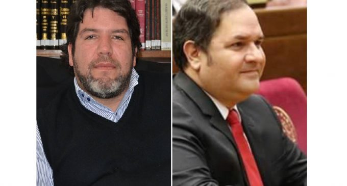 Exalumnos del Cristo Rey piden expulsión de diputados que salvaron a Ibáñez