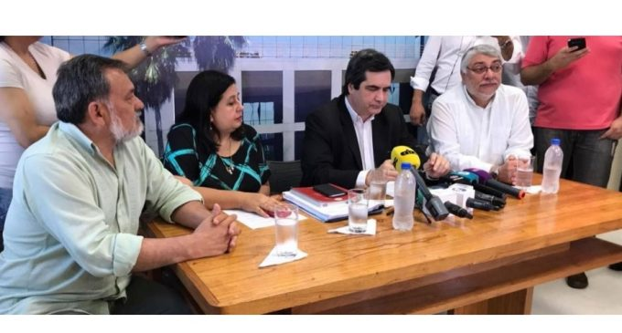 Frente Guasu votará en contra de Superintendencia de Jubilaciones